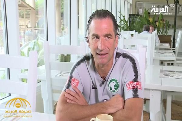 مدرب المنتخب السعودي: يكشف عن خطته لبطولة كأس آسيا.. وهذا ما قاله عن غرفته المحظورة