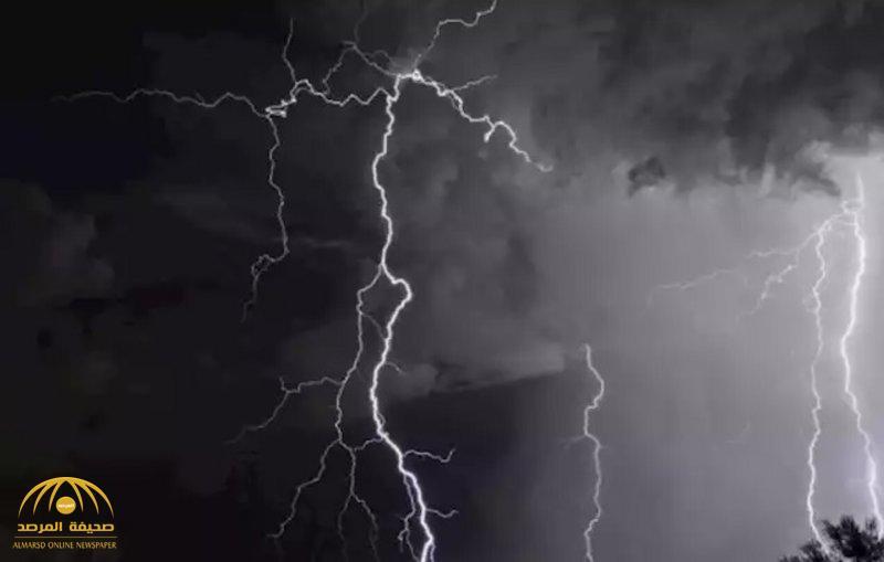 """الأرصاد: هطول أمطار رعدية مصحوبة بـ""""زخات البرد"""" على هذه المناطق!"""