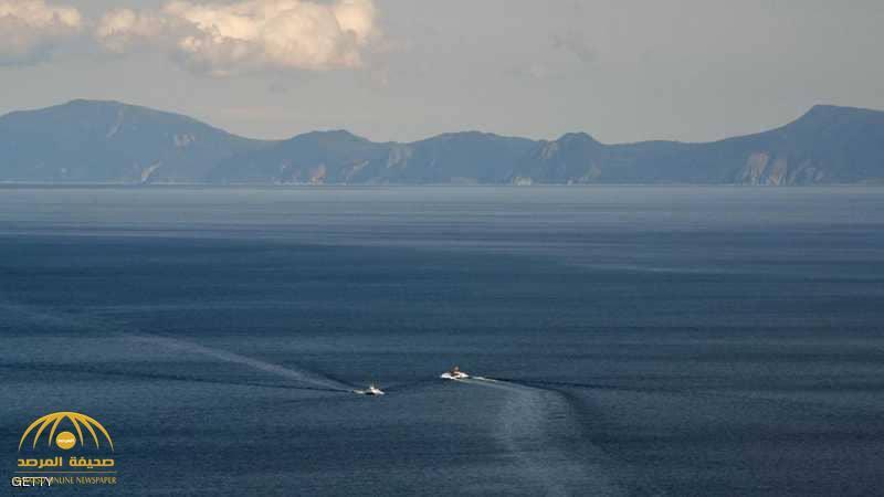 اليابان تفقد جزيرة قرب الحدود الروسية.. وخفر السواحل يتحرّك