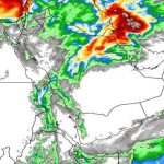 """""""الجمعان"""": حالة عدم استقرار جوي وأمطار غزيرة تضرب عدة مناطق بالمملكة.. وهذا موعد بدايتها ونهايتها!"""