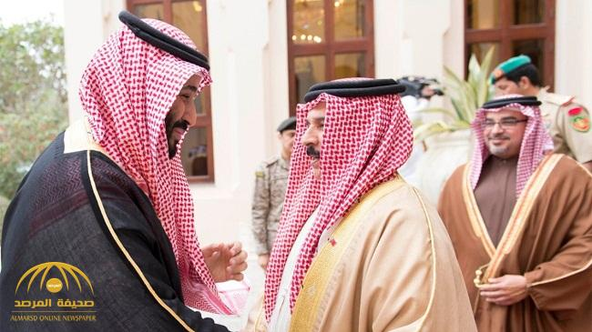 ولي العهد يزور البحرين في ثاني محطات جولته العربية