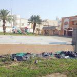 """مواطن يستولي على 600 متر من حديقة عامة بـ""""مكة"""".. ويستغلها في هذا الغرض!"""