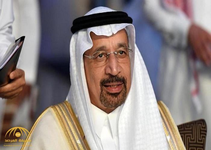 """""""الفالح"""" يكشف موقف القيادة السعودية من إلغاء """"أوبك"""".. ويعلق: نحتاج لخفض الإنتاج النفطي مليون برميل يومياً!"""