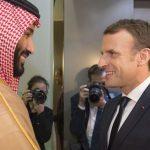 الرئيس الفرنسي: سألتقي بولي العهد الأمير محمد بن سلمان