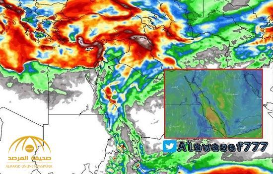 خبير طقس: موجتي أمطار جديدتَيْن تضربان عدة مناطق بداية من الخميس القادم..  وهذا موعد المربعانية وانتهاء الوسم