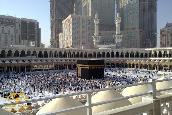 رفع الإيقاف عن 6 مؤذنين بالمسجد الحرام!