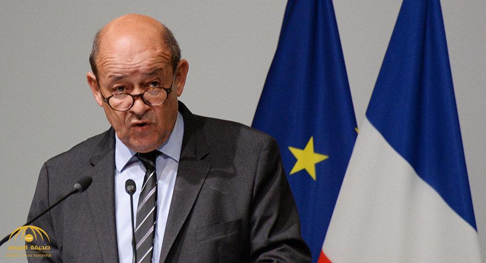 وزير الخارجية الفرنسي: أردوغان يمارس لعبة سياسية في شأن قضية مقتل خاشقجي