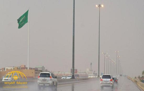 """""""الأرصاد"""" تكشف عن هطول أمطار غزيرة وجريان السيول خلال الساعات القادمة في 6 مناطق"""
