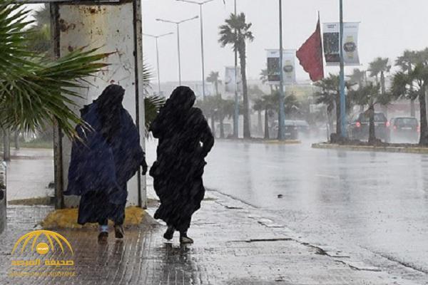 أمطار غزيرة وزخات برد وسيول.. الأرصادر تصدر تنبيهات متقدمة لـ 8 مناطق بالمملكة!