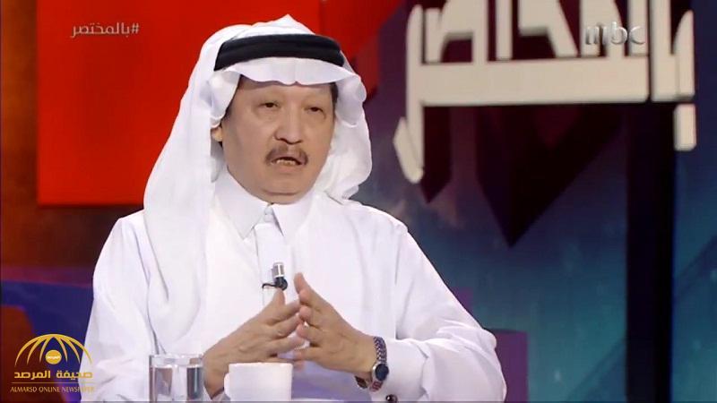 """بالفيديو .. """"الصيني"""" يكشف مفاجأة عن 10 صحف إلكترونية سعودية .. وعلاقة من يحاكمون بالفساد بإقالته من """"الوطن"""""""