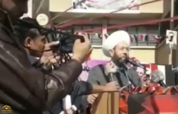 شاهد .. مفتي طاغية سوريا يحرّف آية في القرآن!