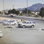"""بعد وفاة سائق """"الهايلكس"""" .. ضبط قائد مركبة تسبب في حادث انقلاب «شنيع» وثقته كاميرا مراقبه بنجران"""