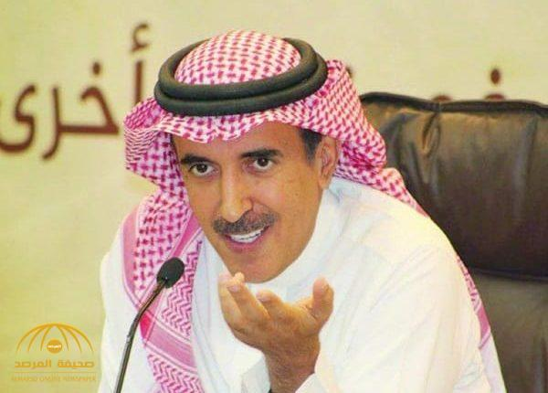 """الكاتب """"خالد السليمان""""  يعلق  على  زيارة النائب العام لإسطنبول و """"حقائب المكسرات""""!"""