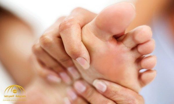 أطباء يكتشفون السرطان بإصبع القدم!