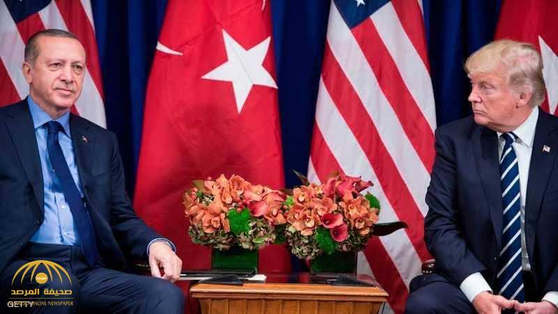 """""""سوريا لك"""".. تفاصيل مكالمة """"سحب القوات"""" بين ترامب وأردوغان!"""