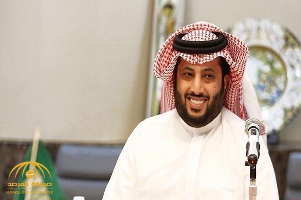 """أول تغريدة لـ""""تركي آل الشيخ"""" بعد إعفائه من منصبه: """"قولوا حتوحشنا .. بس بدون هاشتاق""""!"""