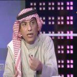 """بالفيديو: الكاتب السعودي """"دحام العنزي"""" .. هيئة الصحفيين فشلت في مهمتها.. وهذا هو الدليل!"""