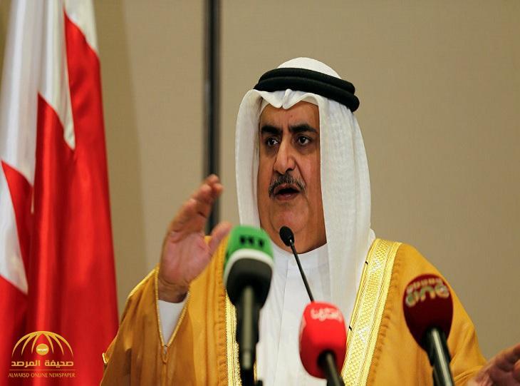 وزير خارجية البحرين يعلق على طلب أمير قطر بالحوار بشأن أزمة الخليج!