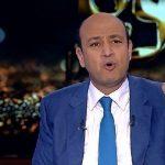 بالفيديو: عمرو أديب يكشف سبب ضرب أمه له