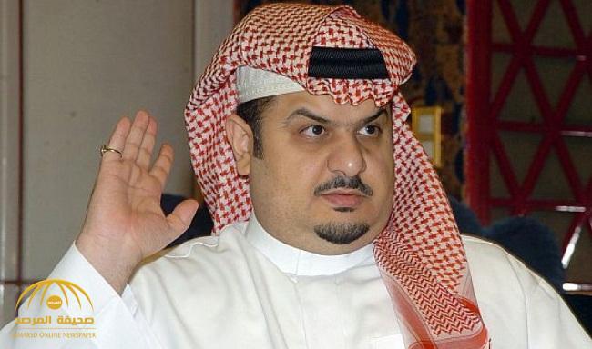 عبد الرحمن بن مساعد يشن هجوما على أردوغان ويطالب السعوديين بمقاطعة تركيا سياحيا!