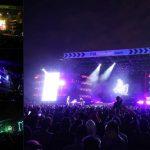 شاهد بالصور والفيديو  ..الفعاليات الموسيقية في مهرجان سباق السعودية للفورمولا إي الدرعية