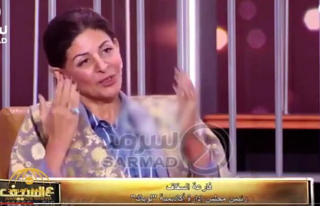 بالفيديو .. كاتبة كويتية: معقولة الله خلق كل البشر علشان المسلمين بس يدخلون الجنة؟