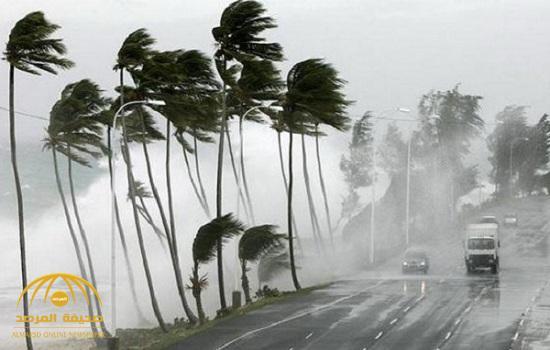 """6 تنبيهات جديدة.. """" الإنذار المبكر"""": أمطار رعدية ورياح مثيرة للأتربة تجتاح هذه المناطق خلال الساعات القادمة!"""