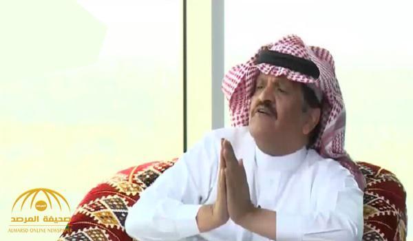 """جستنيه  مهددا : إذا لم  يتدخل """"تركي آل الشيخ"""" في نادي الاتحاد سأنهي علاقتي بالإعلام نهائياً !-فيديو"""