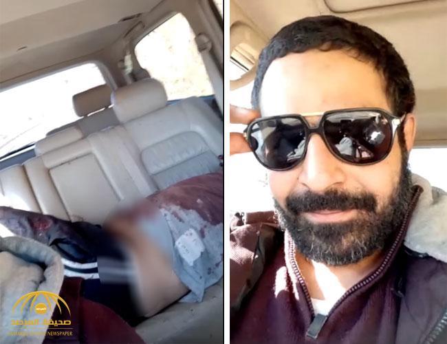 السفارة السعودية في الأردن تحدد  مكان تصوير الفيديو المتداول بشأن الاعتداء على شاب داخل سيارة لكزس