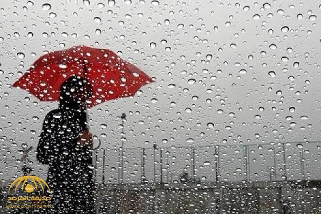الأرصاد: طقس الخميس .. هطول أمطار رعدية على عدة مناطق بالمملكة