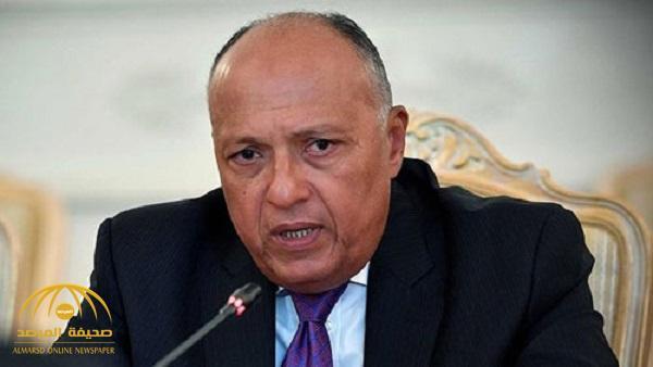مصر تكشف شرط إنهاء الأزمة الخليجية !