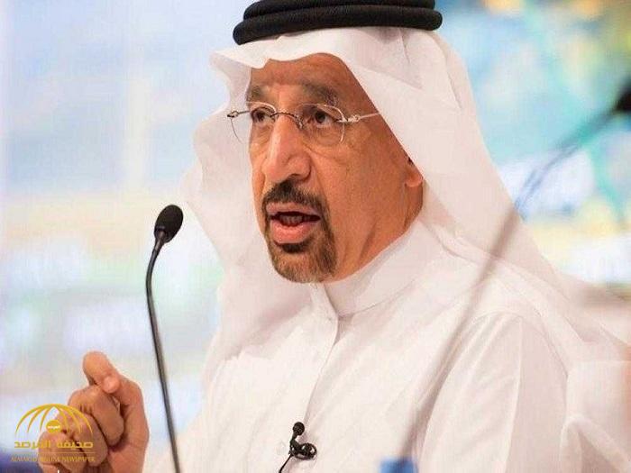 """""""الفالح"""" يعلق على أسعار النفط الحالية.. ويؤكد: """"لا نريد أي صدمة للسوق""""!"""