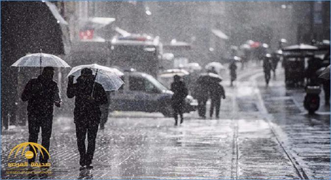 """""""الأرصاد"""" تصدر تنبيهات لـ 4 مناطق لتقلبات مناخية وأمطار غزيرة.. وتحدد الموعد!"""