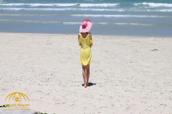 شاهد: شاطئ خيالي من الفشار على جزيرة إسبانية-صور