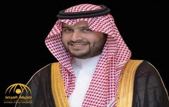 """الأمير """"تركي بن محمد"""" يشكر خادم الحرمين على الثقة الملكية .. وهذا ما قاله عن مرافقته لـ """"ولي العهد"""""""