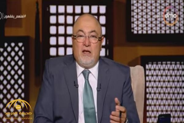 """شاهد.. داعية مصري يفجر جدلا واسعا: """"الجنس"""" في الجنة ممنوع والأعضاء التناسلية ستختفي"""