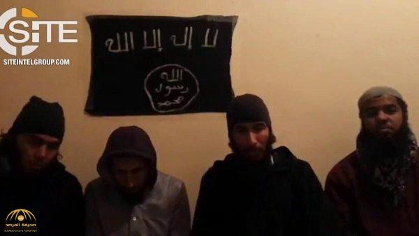 ذابحو السائحتين في المغرب يبايعون داعش في مقطع فيديو