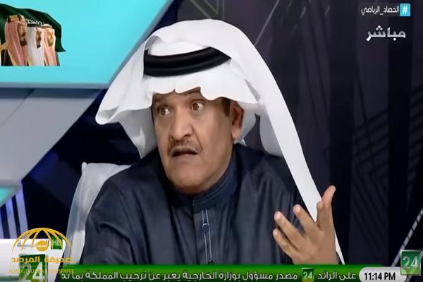 بالفيديو: عدنان جستنيه يفجر مفاجأة لأول مرة عن خالد البلطان!