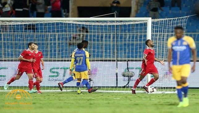 النصر يحتج رسمياً على إشراك الوحدة لاعبين من مواليد المملكة..  والفريق الأحمر يبادره بالرد !