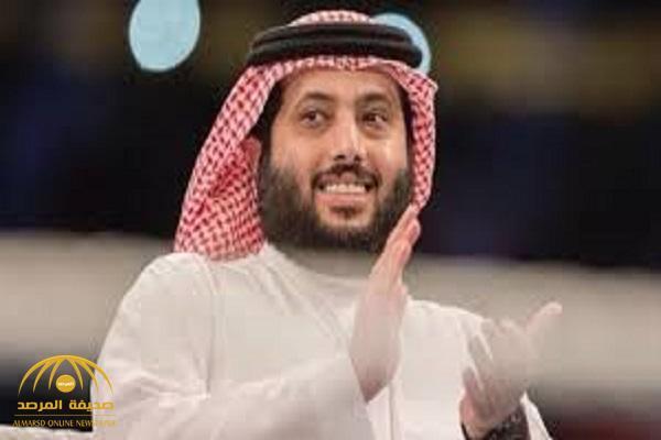 تركي آل الشيخ يفاجئ متابعيه على تويتر بالوداع يا أحبابي !