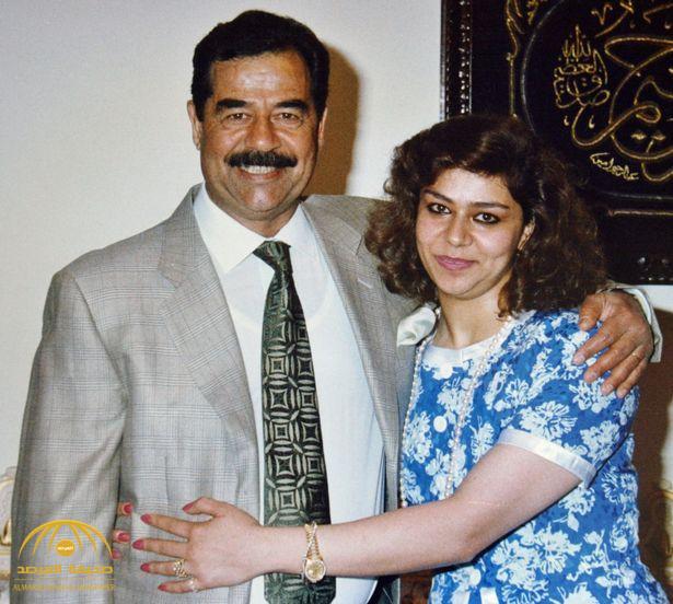 """ابنة  """"صدام حسين""""  تنشر  رسالة وداع والدها الأخيرة قبل 4 أيام من إعدامه!"""