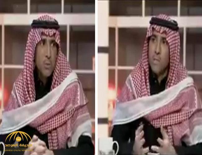 """بالفيديو: الفنان """"فايز المالكي""""  يفجر مفاجأة بشأن مدخوله الفني ..  ويعلن رفع قضية ضد داود الشريان !"""
