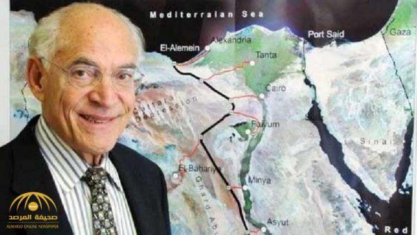 """عالم الفضاء  المصري """" فاروق الباز"""" يكشف عن """"كنز هائل""""  في الصحراء الغربية يكفي مصر 100 عام"""