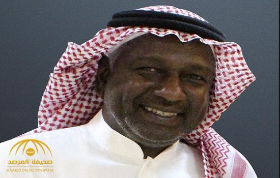 شاهد.. ماجد عبدالله يذكر صالح النعيمة بصورة لهما قبل  36 عاما ..والأخير يرد عليه بالمثل!
