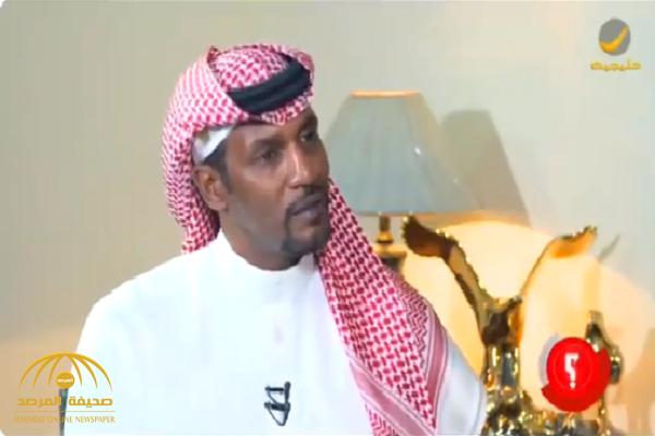"""بالفيديو : حارس النصر السابق """" محمد خوجلي"""" يفجر مفاجأة بعد مرور سنوات من اعتزاله الكرة !"""