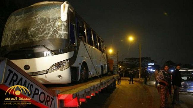 أول تصريح رسمي بشأن تغيير خط سير الحافلة السياحية قبل تفجيرها في مصر