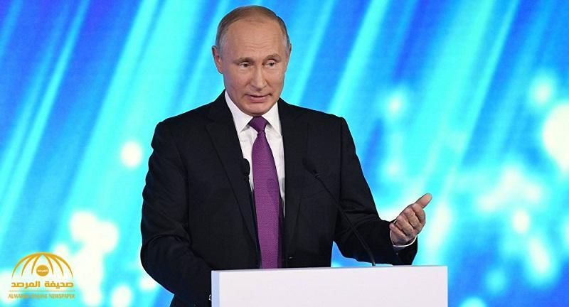 كيف رد بوتين على سؤال شخصي للغاية