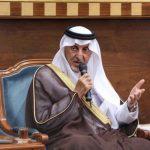 """قصيدة جديدة لـ""""خالد الفيصل"""" بعنوان «لـمّوا عصاكم» بمناسبة ذكرى البيعة الرابعة للملك سلمان"""