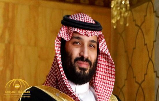 """بيان رئاسي رسمي يكشف عن زيارة مرتقبة لـ """" ولي العهد"""" إلى هذه الدولة العربية"""