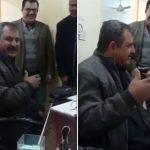 """شاهد بالفيديو :  عراقي يقلد صوت الراحل """"صدام حسين"""" بشكل عجيب!"""
